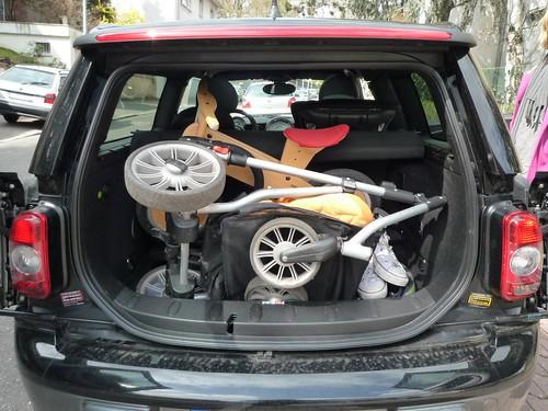 The Mini Clubman A True Family Car Our Mini Clubman Diesel