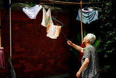 Grandma's underwear