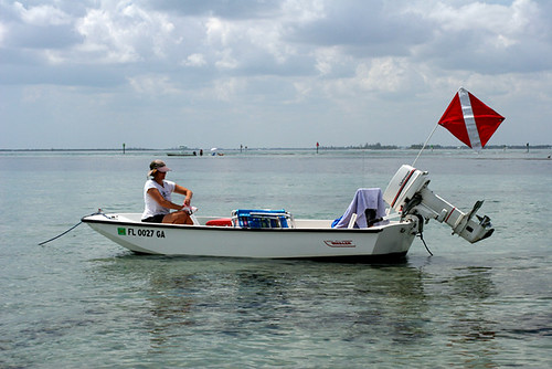 Rox-in-boat