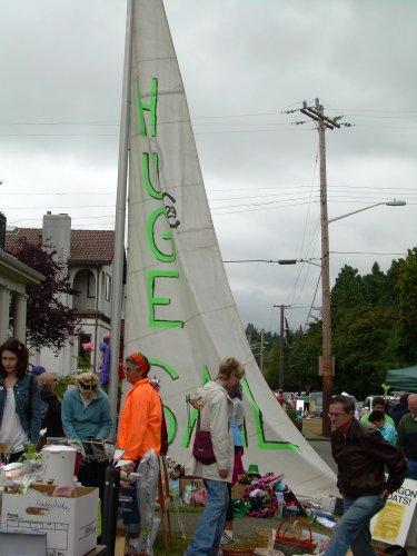 Huge sale sail