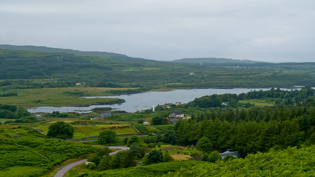 View to Dervaig
