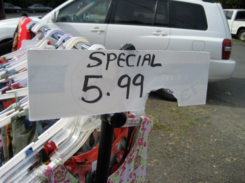 Special 5.99