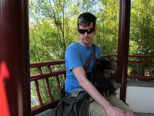Taylor & Kichou in Dr. Sun Yat-Sen Park