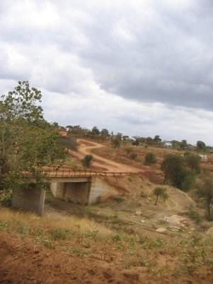 Road to Masii, Kenya