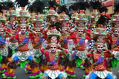 Maskara Festival, Bacolod (Photo by Enrico Dee)