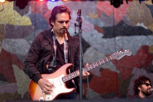 Guitarist for Bob Schneider