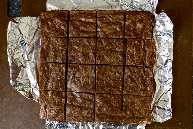 brown brownies