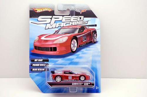 hw speed machine corvette c6r (1)
