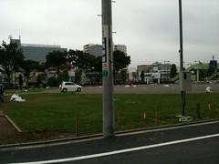 「胎内くぐり」翌日のコミュニティひろば #kumagaya