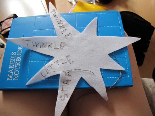 Sewing Twinkle Tartiflette