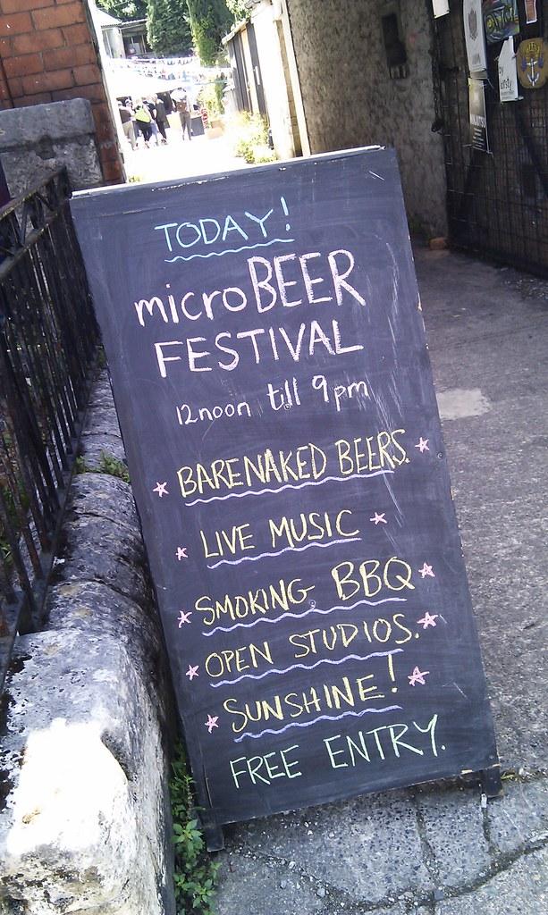 Artisan Beer Fest-July 2010