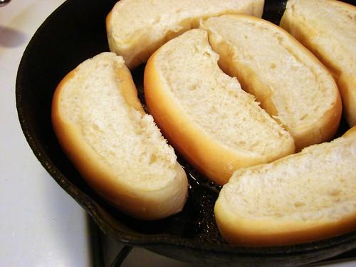 buns + butter