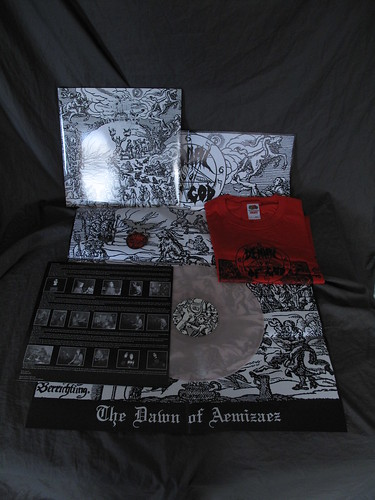 Denial of God - The Dawn of Aemizaez: Demos 1992-1993 LP