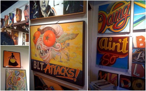 Art & Invention Gallery, Nashville TN