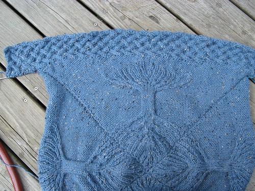 0471 Yggdrasil blanket
