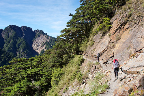 Yushan (Jade Mountain) Hiking Trail