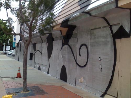 Silver Mural 1