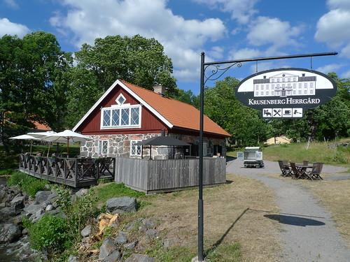 Krusenberg herrgårds sommarcafé