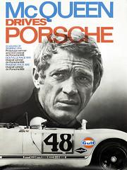 McQueen Porsche