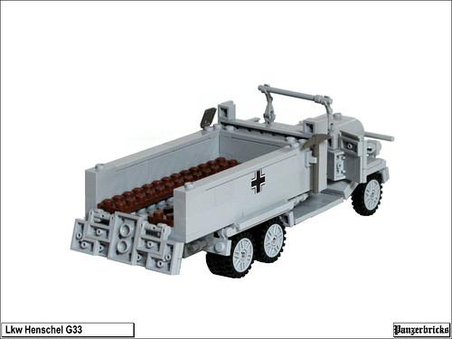 Camión Henschel G33
