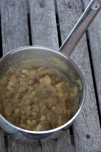 potato & onion soup