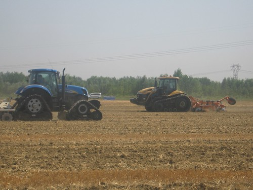 Macchine per l'agricoltura conservativa