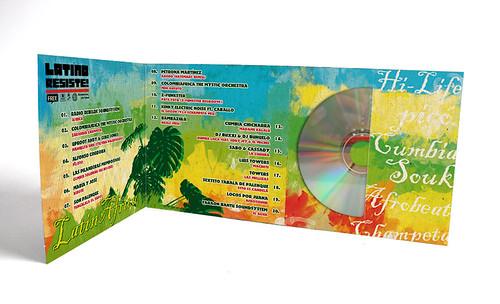LatinAfrica tracklist