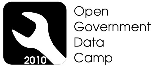 Open Government Data Camp 2010