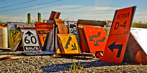 Detour D-4 by Sharon Drummond, on Flickr