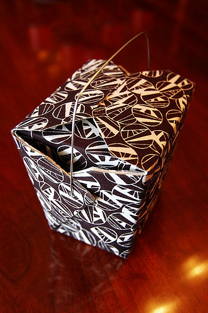 Takeout Gift Box