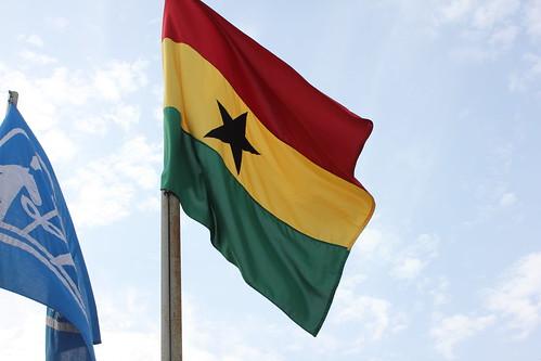Ghana!