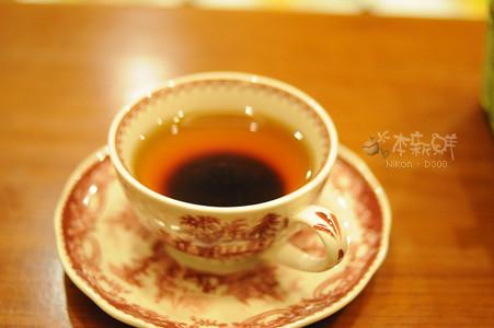 加了果醬的紅茶