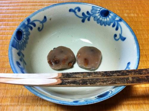 今日のお菓子 - 2010.08.29