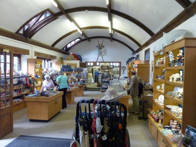 Gift shop at Hatfield House  Hertfordshire England (14)