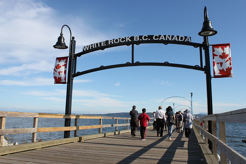 White Rock BC - June 25, 2010