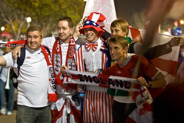English & American Fans