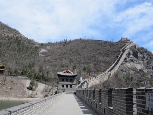 Great Wall Juyongguan Pass East