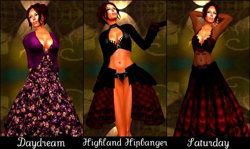 BLOG:  Solange - Daydream, Highland Hipbanger, Saturday