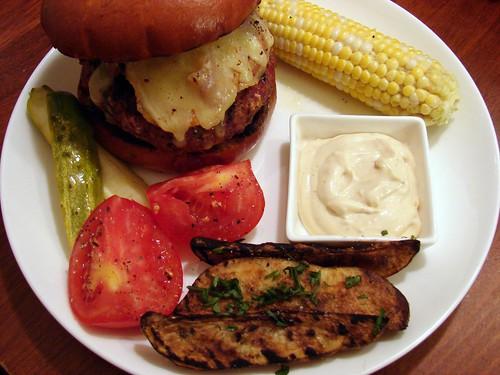Dinner: August 1, 2010