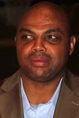 Charles Barkley representing the 1992 Dream Team