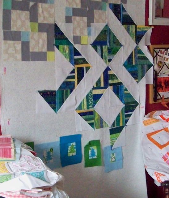 quilting design wall - multiple=