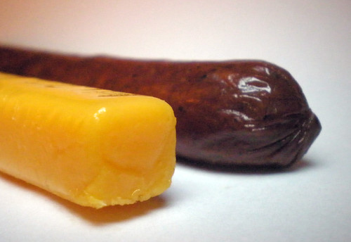 Slim Jim Beef 'n Cheese Mild