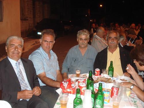 Alekos Liakopoulos Takis Panagoulis Dim. Giannopoulos Mitros Karampelas