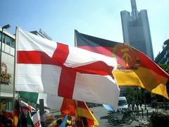 Worldcup Soccer Sunday in Frankfurt - 001