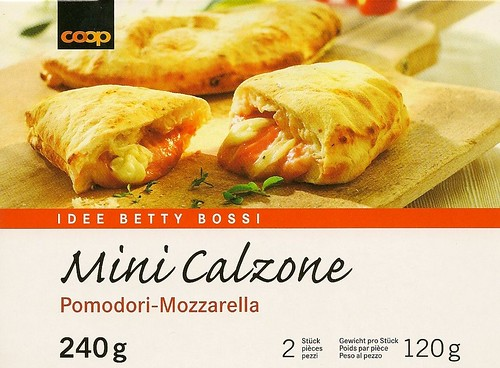 Mini Calzone BettyBossy