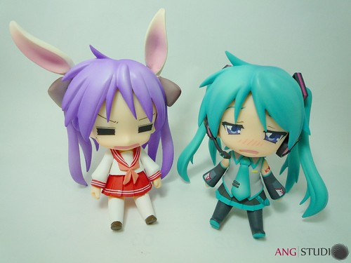 Kagami and Kagamikku