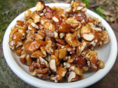popcorn cashews