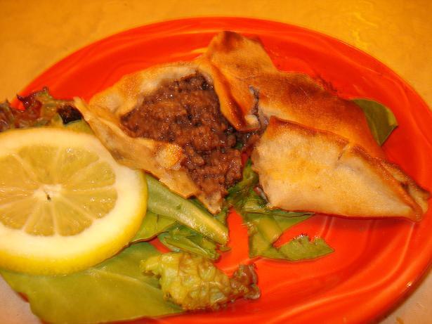Lebanese Pie