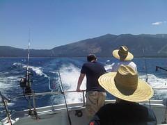 Fishing in Tahoe