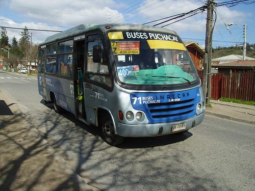 Resultado de imagen para Línea 20 nueva llacolén